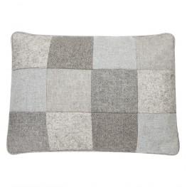 INTESI Poduszka Wool patchwork 89 35x50