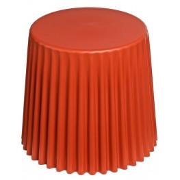 INTESI Stolik Cork dark orange