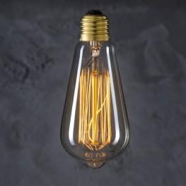 INTESI Żarówka Edisona podłużna
