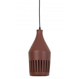 LIGHT&LIVING Lampa wisząca Twinkle ceramiczny brąz