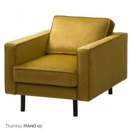 MADUU STUDIO Fotel Mellow 4 GR Tkanin