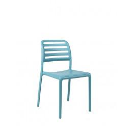 NARDI Krzesło Costa niebieskie