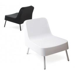 RESOL Fotel BOB biały