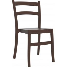 RESOL Krzesło Fiesta brązowy