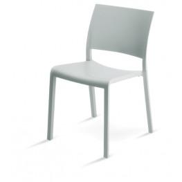 RESOL Krzesło Fiona białe