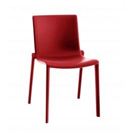 RESOL Krzesło Kat czerwony