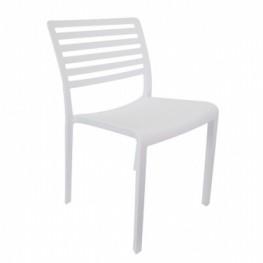 RESOL Krzesło Lama białe