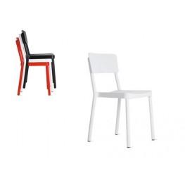 RESOL Krzesło Lisboa białe