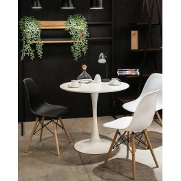 SIMPLET Stół Skinny White - Biały