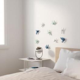 UMBRA Zestaw dekoracyjny Hummingbird Koliber m ultikolor