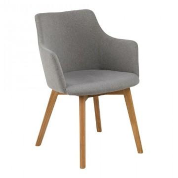 ACTONA Krzesło Bella Light Grey