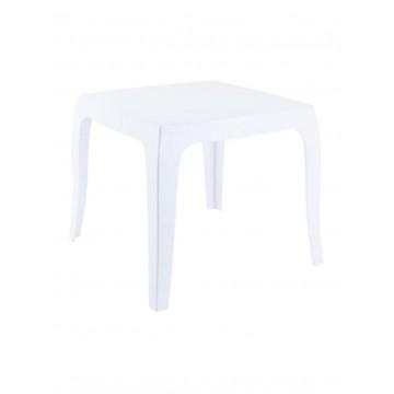 D2.DESIGN Stolik Duch biały