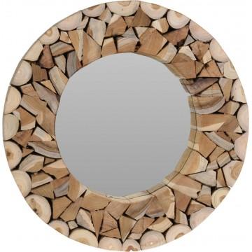 INTESI Lustro Intesi Wood Mosaic