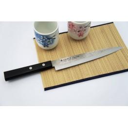 SATAKE Nashiji Black Pakka Japoński Profesjonalny Nóż Yanagi-Sashimi 20,5 cm 801-744
