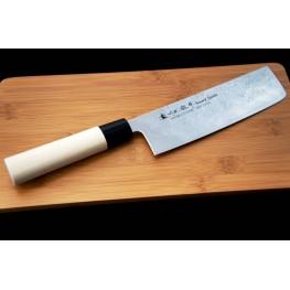 SATAKE Nashiji Natural Japoński Nóż Nakiri 16 cm 801-423