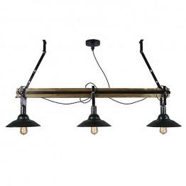 Lampa industrialna wisząca HAGA loft