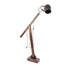 Lampa podłogowa industrialna PRESTON loft