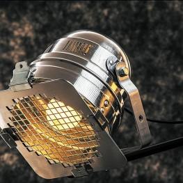Lampa podłogowa industrialna MANHATTAN DOUBLE loft reflektor