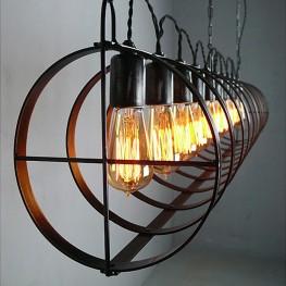 Lampa industrialna wisząca IMPULSE loft