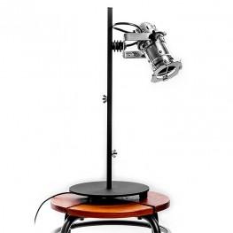 Lampa stołowa NEW YORKER reflekor loft