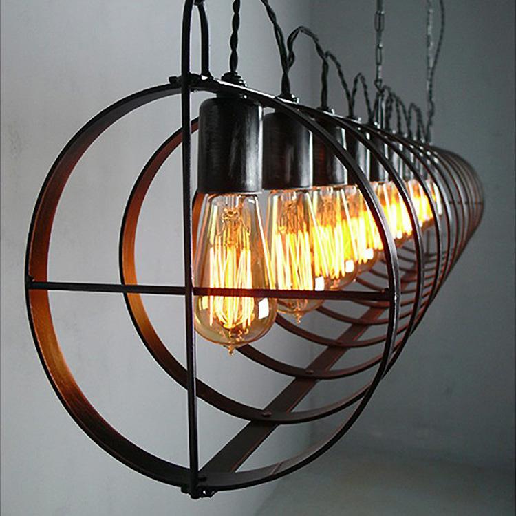 Lampa Industrialna Wiszaca Impulse Loft