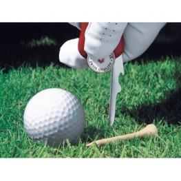 VICTORINOX Scyzoryk GolfTool - Czarny 0.7052.3