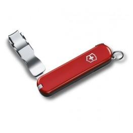 VICTORINOX Scyzoryk Nail Clip 582 - Czerwony 0.6453