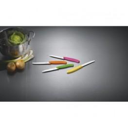 VICTROINOX Nóż uniwersalny - Pikutek 11 cm - Zielony 6.7836.L114