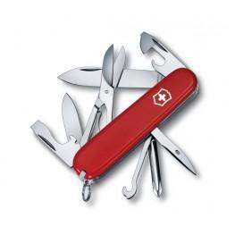 VICTORINOX Scyzoryk Super Tinker - Czerwony 1.4703