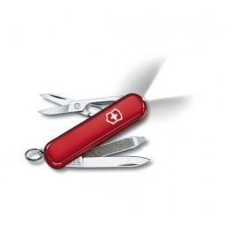VICTORINOX Scyzoryk Swiss Lite - Czerwony 0.6228