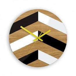 Zegar ścienny JODEŁKA - Dąb