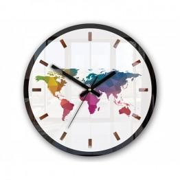 Zegar ścienny PLANET COLOR ELEGANCE