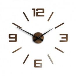 Zegar ścienny SYNTAX  - Miedziany