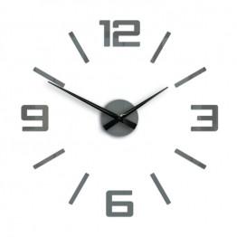 Zegar ścienny SYNTAX  - Szary