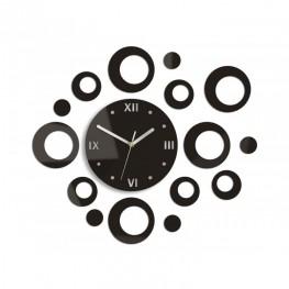 Zegar ścienny KOŁA - Wenge