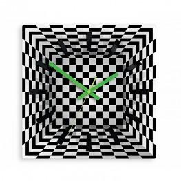 Zegar ścienny HIPNOZA 3D