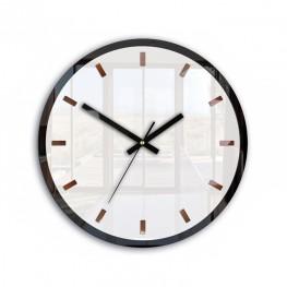 Zegar ścienny Roxy - Biały