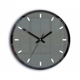 Zegar ścienny Roxy - Szary