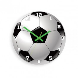 Zegar ścienny dziecięcy FOOTBALL