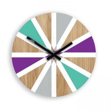 Zegar ścienny KARUZELA